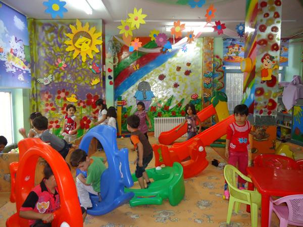 سلامت کودکان بازیچه خانههای اسباب بازی غیراستاندارد
