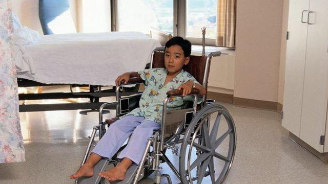 کودکان هم دچار التهاب مفصل میشوند