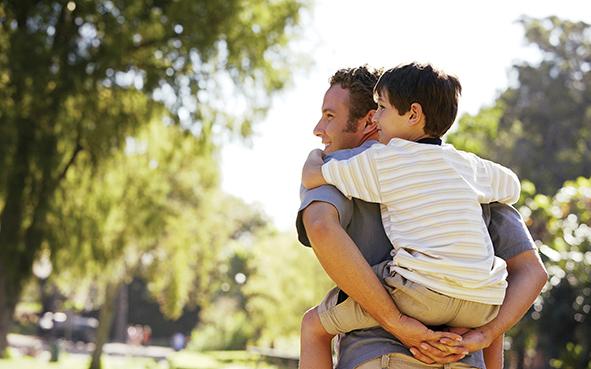 فرزندتان را همانگونه که هست دوست بدارید