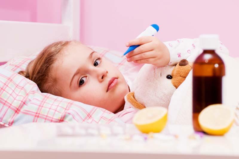 چه کار کنیم که کودکان کمتر استعداد سرماخوردگی پیدا کنند؟