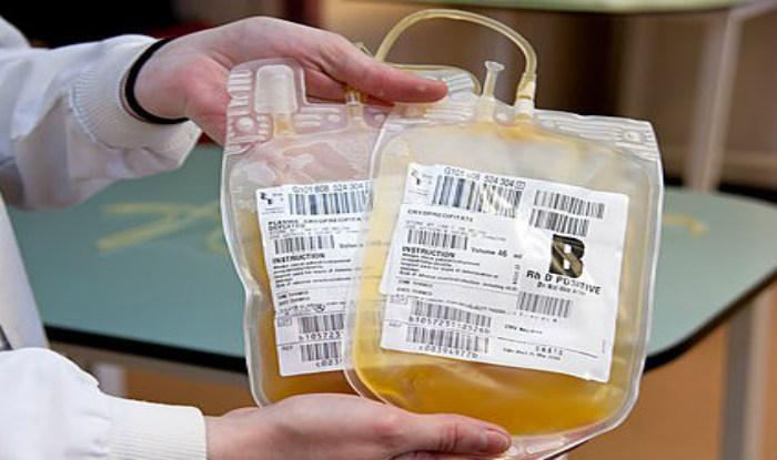 لزوم فرهنگ سازی برای اهدای  پلاسمای خون