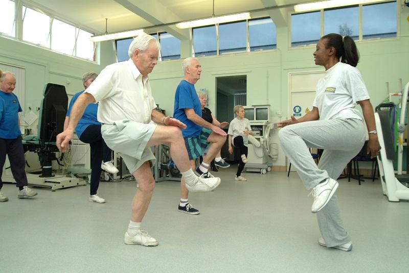 یک ورزش ترکیبی مفید برای مبتلایان به بیماری قلبی