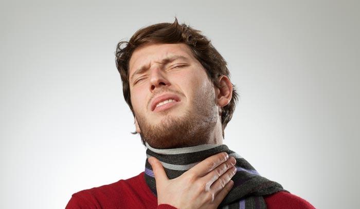 درمان فوری گلودردهای زمستانی+ اینفوگراف