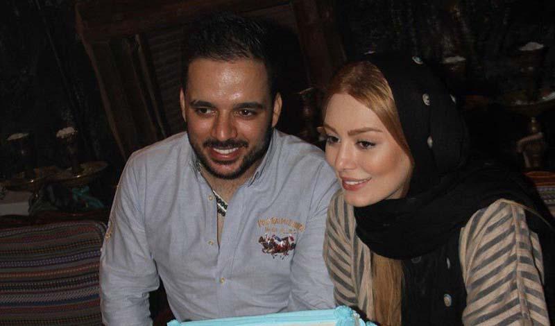 واکنش تند برادر سحر قریشی به شایعه ازدواج خواهرش با فوتبالیست معروف! + عکس