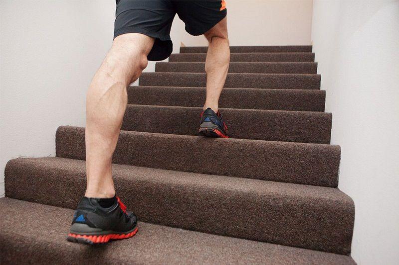 چگونه با پله های خانه چربی سوزی کنیم؟