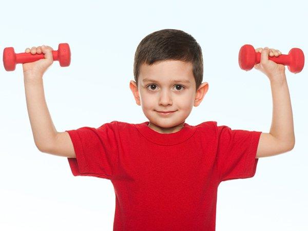 آیا وزنه زدن برای کودکان ضرر دارد؟