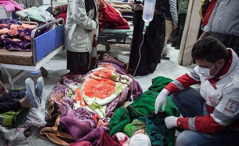 نیاز فوری به دارو و تجهیزات پزشکی در مناطق زلزلهزده