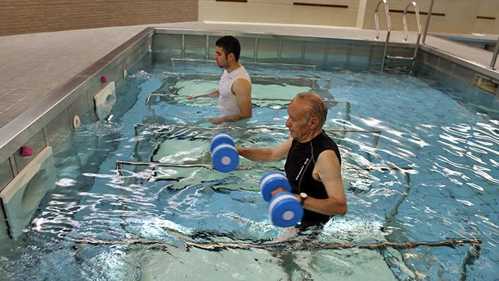 ورزشهایی برای جلوگیری از بیماریهای کهنسالی
