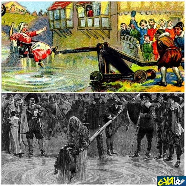 یکی از ابزار شکنجه زنان در قرون وسطى+عکس