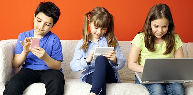 راهنماییهایی برای والدین در مورد خرید تلفن همراه برای کودکان