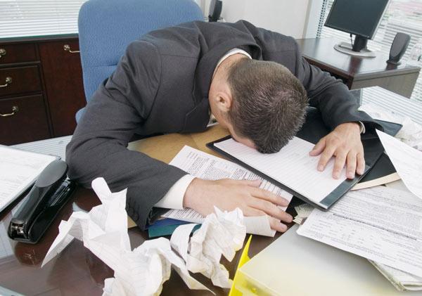 راهکارهای مقابله با استرس شغلی