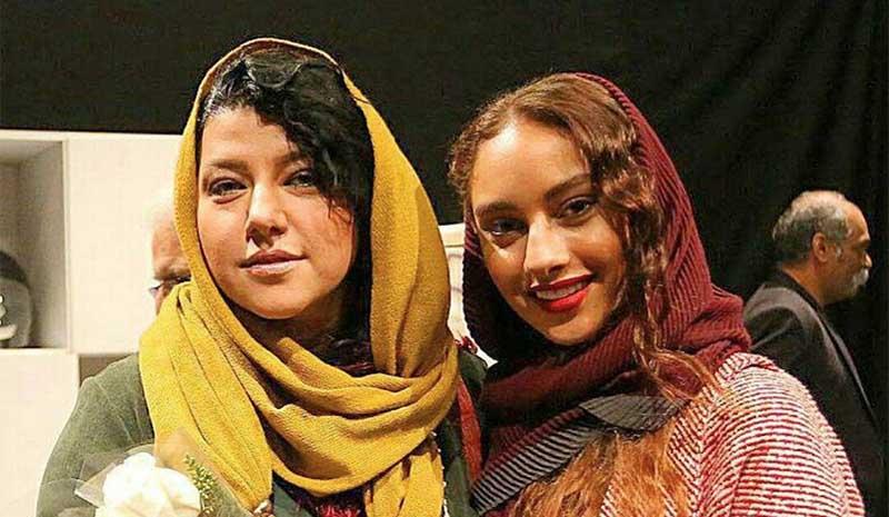 تیپ همسر شهاب حسینی در یک مراسم + عکس