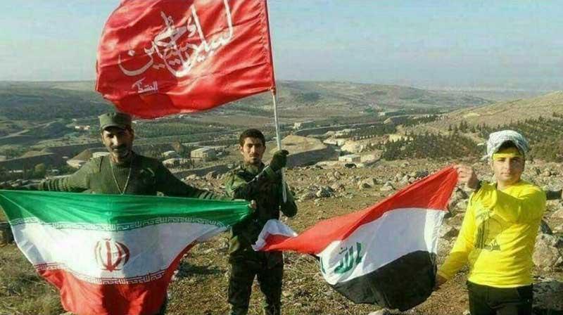 تشکر عراقی ها از ایران با خروج داعش از عراق! + عکس