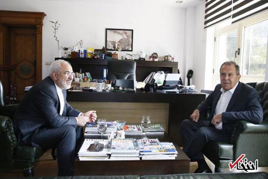 وزیر امور خارجه به آنتالیا رفت + عکس