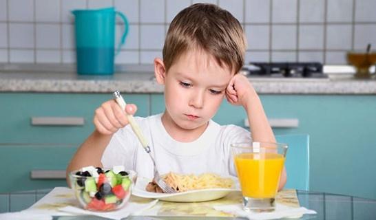 اصلاح الگوی غذا به خاطر بچه ها