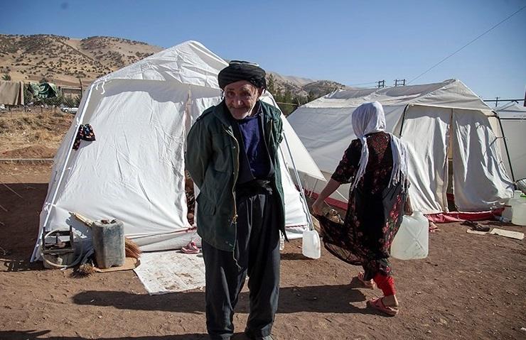 اقدامات مرکز سلامت محیط و کار وزارت بهداشت در مناطق زلزلهزده