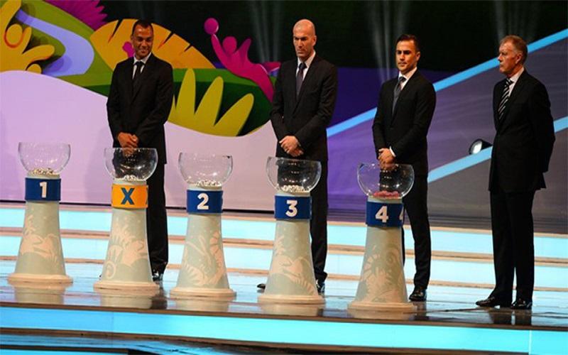 چشم فوتبال ایران به گلدان های شانس