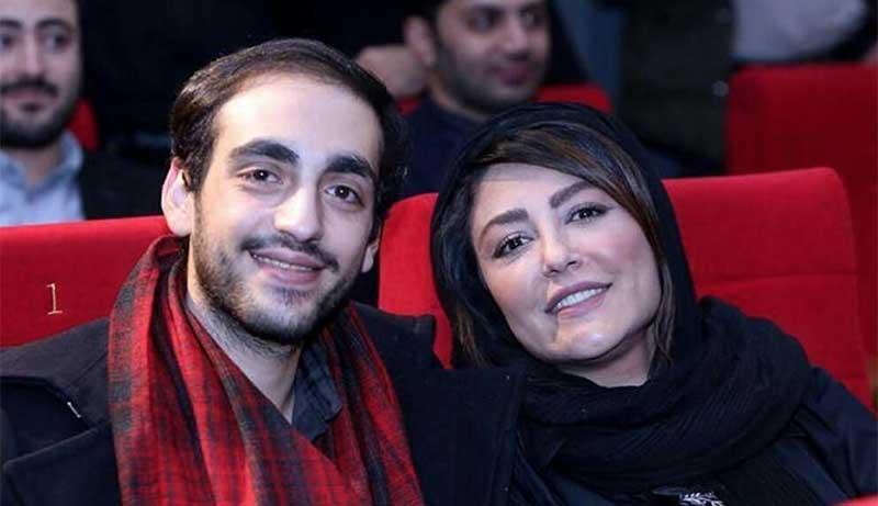تیپ شقایق فراهانی و پسرش دیشب در یک مراسم! + عکس