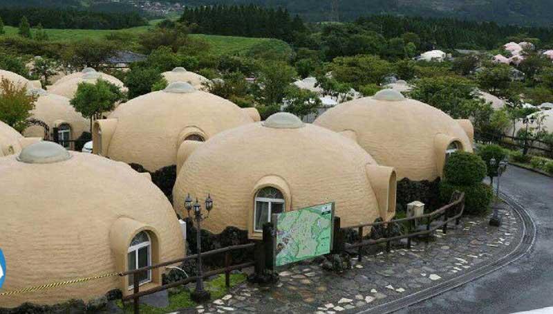 ساخت خیمههای ژاپنی ویژه زلزله در ایران + عکس
