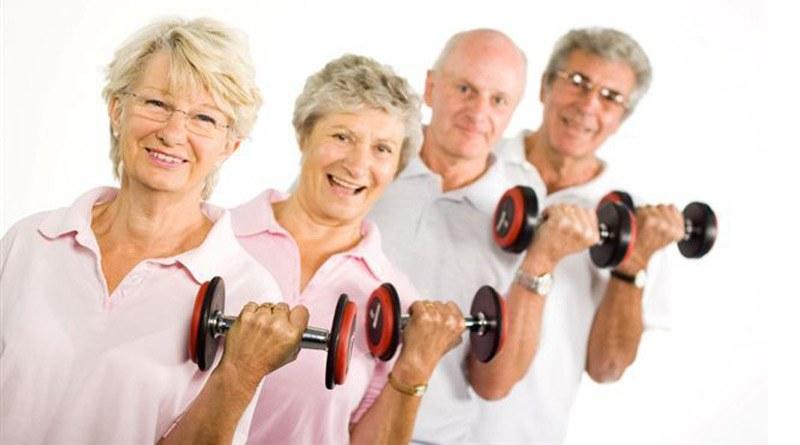 قوانینی برای ورزش کردن افراد بالای 50 سال