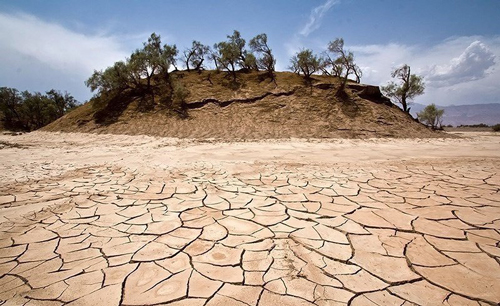 فاجعه خشکسالی در ایران به روایت ناسا