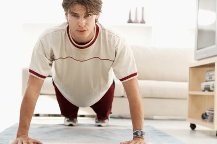 در منزل چگونه ورزش کنیم؟