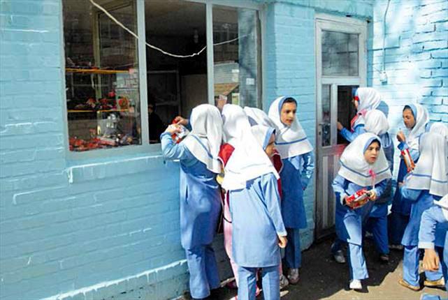 باید و نباید های تغذیه دانش آموزان در بوفه مدارس