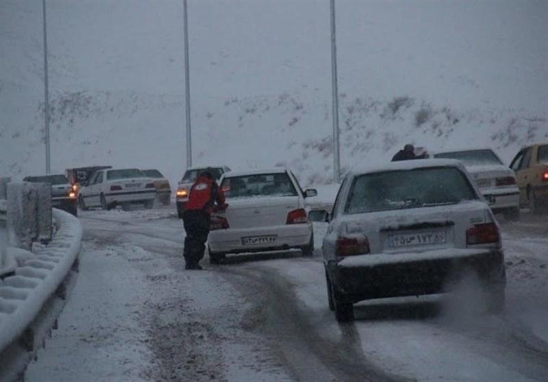 باران و برف در ۱۹ استان کشور/ احتمال آبگرفتگی در برخی استانها