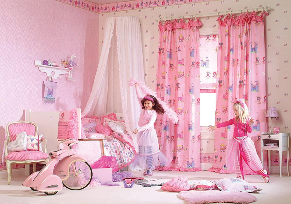 پرده اتاق کودک، چه جنس و مدلی بهتر است؟