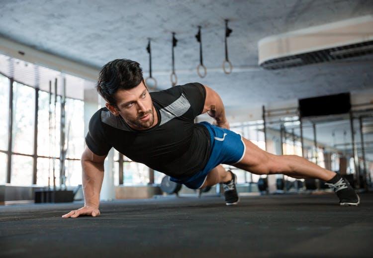 تمریناتی برای قوی تر شدن مردان