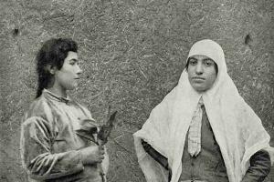 96 سال پیش مردم ایران چه تیپی داشتند؟ +تصاویر