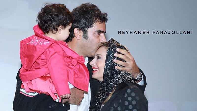 صحنه عاشقانه یکتا ناصر و همسرش در یک جشن! + عکس