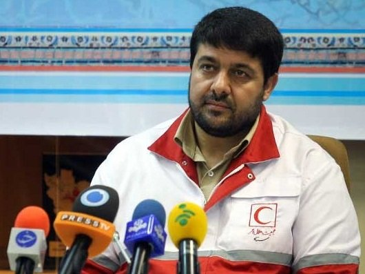 رئیس اورژانس کشورخبرهای مربوط به پیش بینی زلزله تهران را تکذیب کرد
