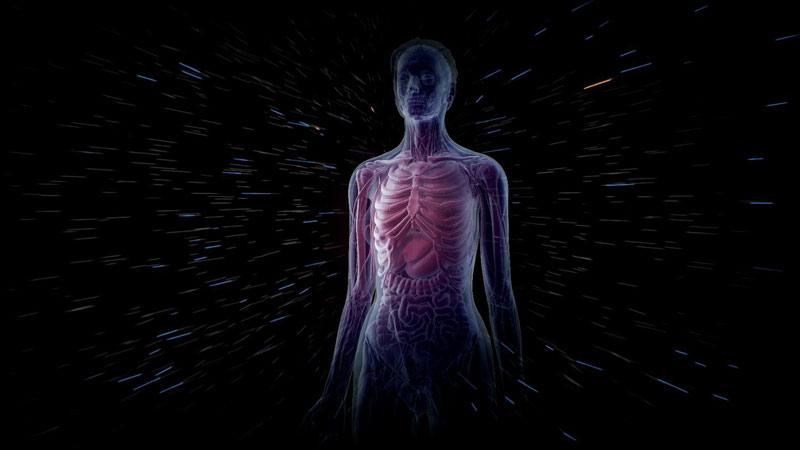 اتفاقات جالبی که روزانه در بدن انسان می افتد
