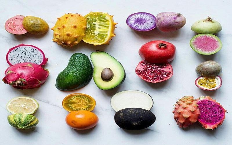 تماشا کنید: میوه های عجیب و غریب