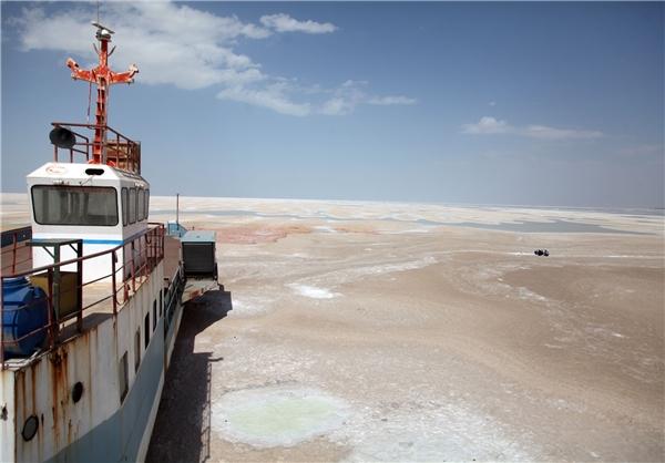 بحران دومین دریاچه شور جهان