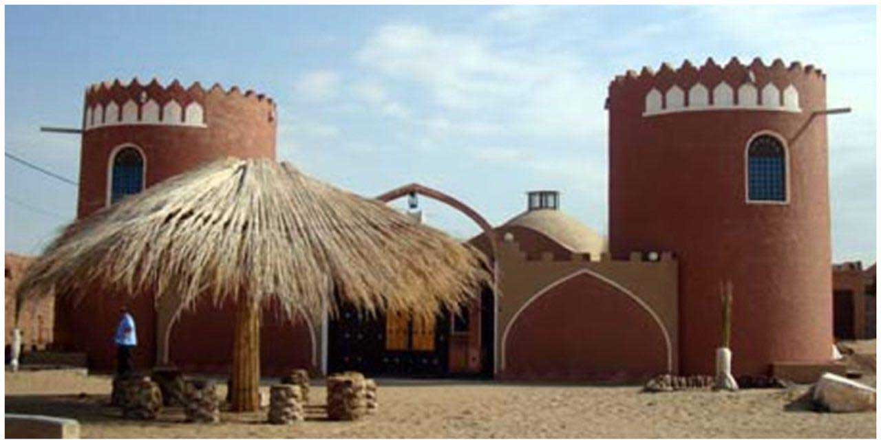روستاى مصر در ایران! + عکس