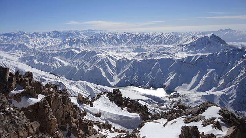 جسد آخرین کوهنورد مفقودی در اشترانکوه پیدا شد + عکس