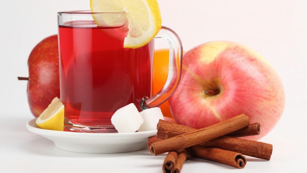 خاصیت بینظیر چای سیب