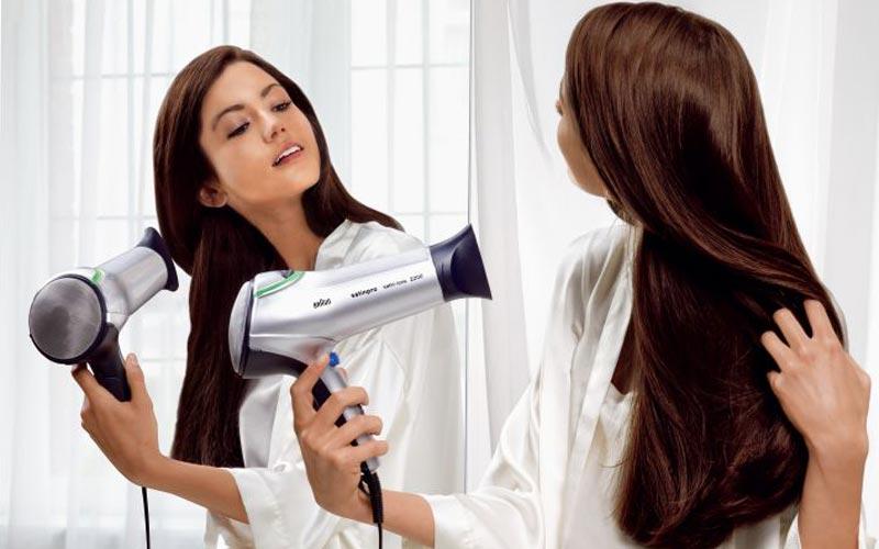 موهایتان را بدون وزشدگی خشک کنید
