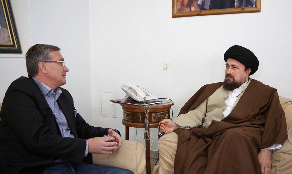 دیدار برانکو با یادگار امام در جماران! + عکس