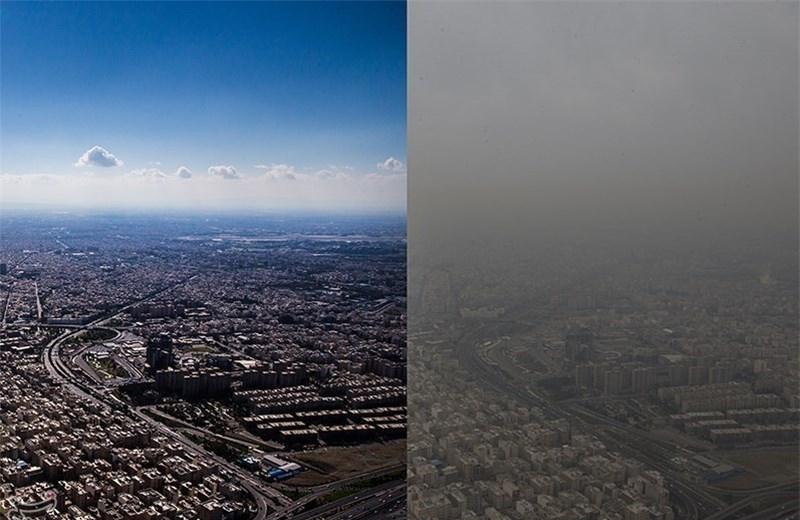 شکایتی به دلیل مرگ ناشی از آلودگی هوا به پزشکی قانونی نرسیده است
