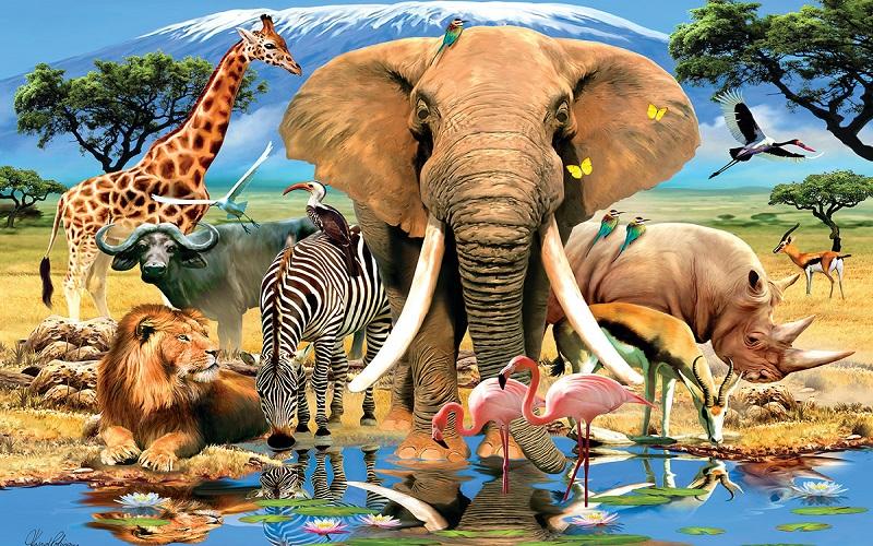 چگونه حیوانات زمین لرزه را پیش از وقوع حس میکنند؟