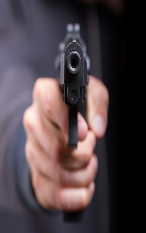 اسلحه کشی داماد برای برادر زن