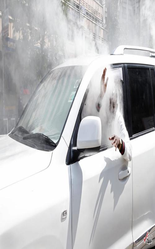 دستگیری فروشنده گاز های اشک آور