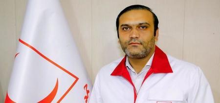 محمود محمدینسب دبیرکل جمعیت هلالاحمر شد