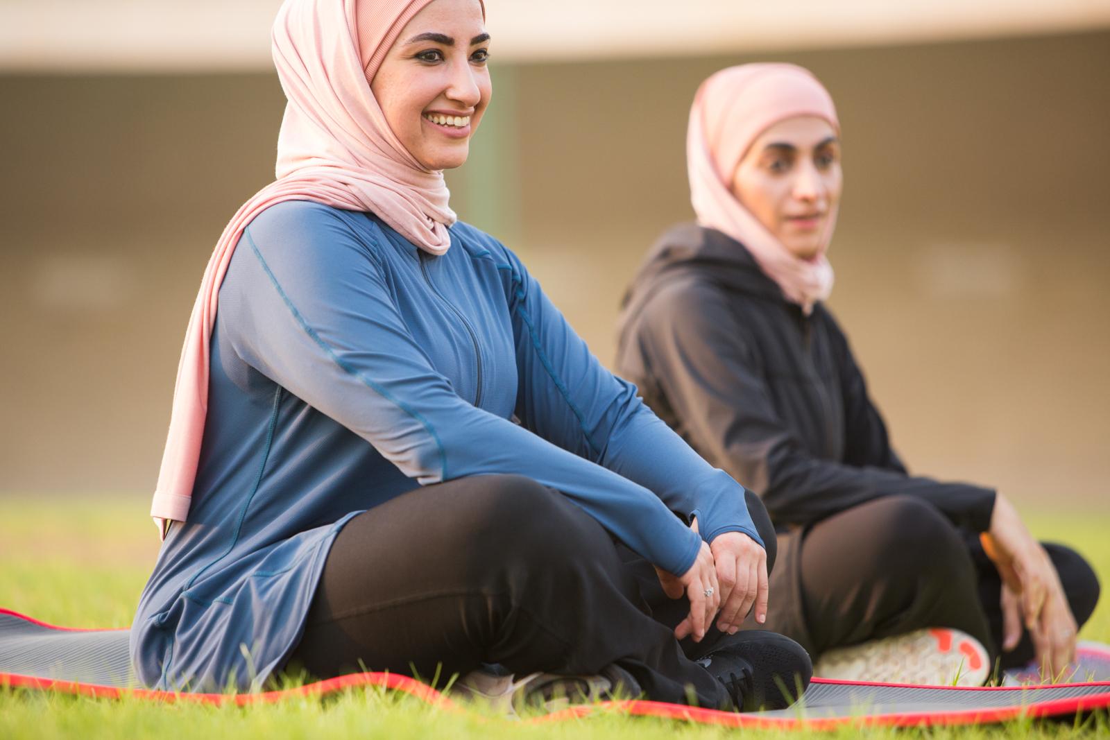 در این دوران خاص خانم ها حتما ورزش کنند