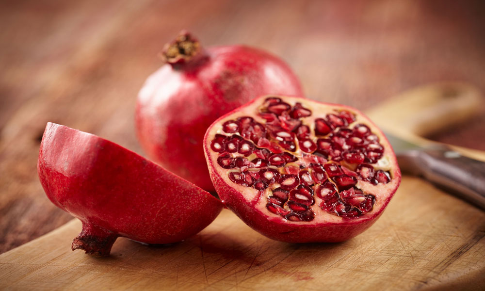 جادوی پوست انار برای سلامت و زیبایی