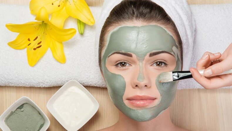 ماسکهایی برای رفع خشکی پوست صورت در فصل سرما