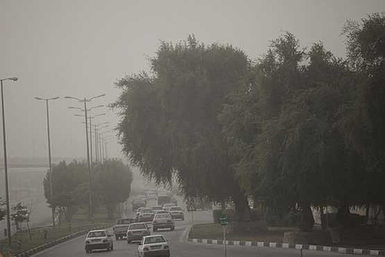 پیشبینی وزش باد شدید در تهران/ هوا همچنان ناسالم برای گروههای حساس
